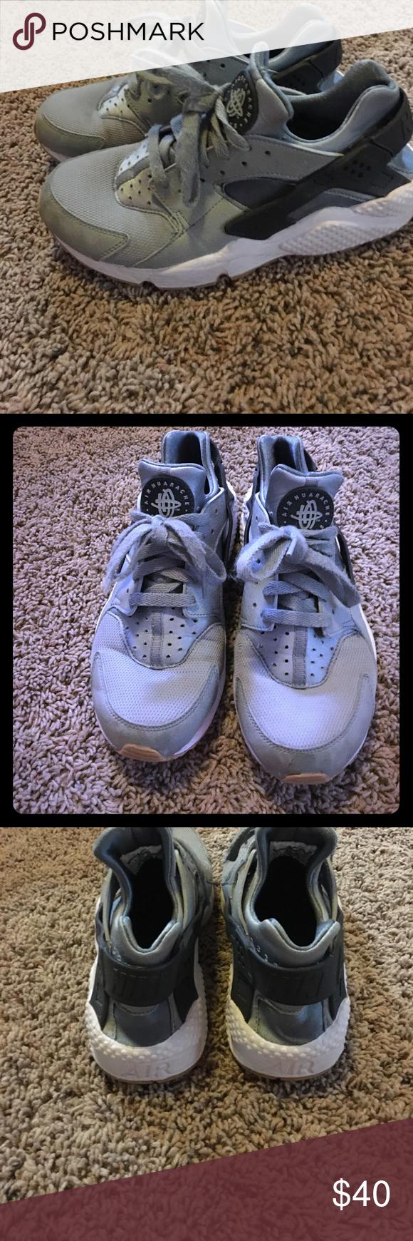 Spotted while shopping on Poshmark: Boys Nike huaraches size 7.5! #poshmark  #fashion