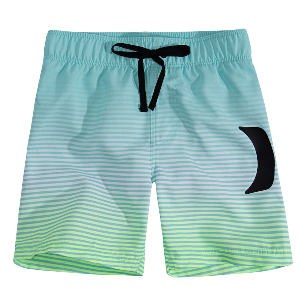 3f4d1ae71a4d6 Toddler Boy Hurley Gradient Icon Boardshorts, Boy's, Size: 2T, Brt ...