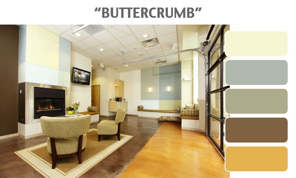 """""""Buttercrumb"""" Color Palette Animal Surgical Clinic of"""