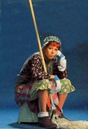 Image result for carol burnett as a maid