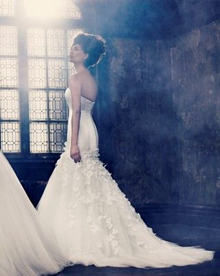 Designer wedding dress boutiques london