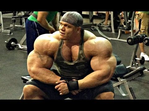 Bodybuilding Motivation 2015 - BICEPS \ TRICEPS WORKOUT (Part 2 - fresh arnold blueprint training review