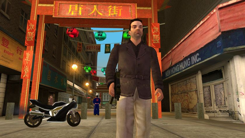 Grand Theft Auto Liberty City Stories Hits Android Grand Theft
