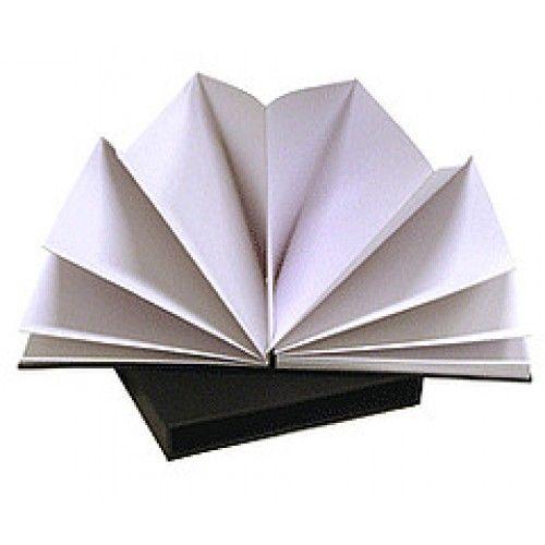 Seawhite A5 Concertina Sketchbook With Case