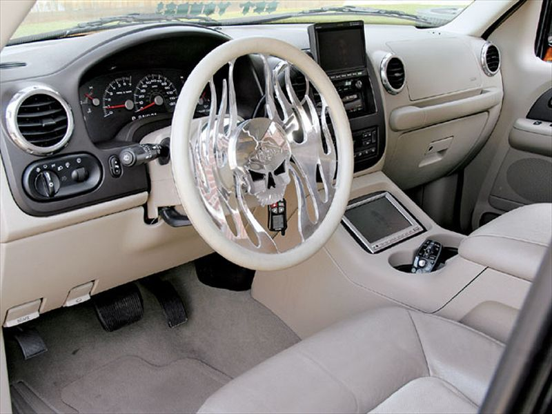 Ford Excursion Custom Interior Http Todocad Com Email Ford