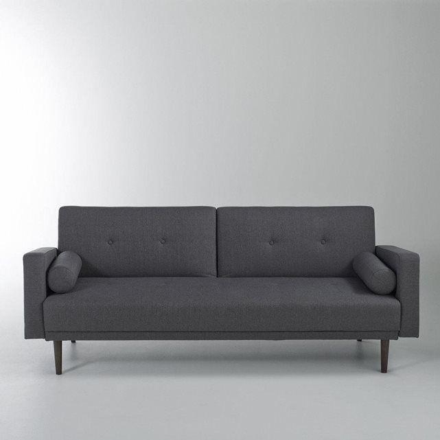 Canapé Convertible 3 Places Tuske Salon Sofa Sofa