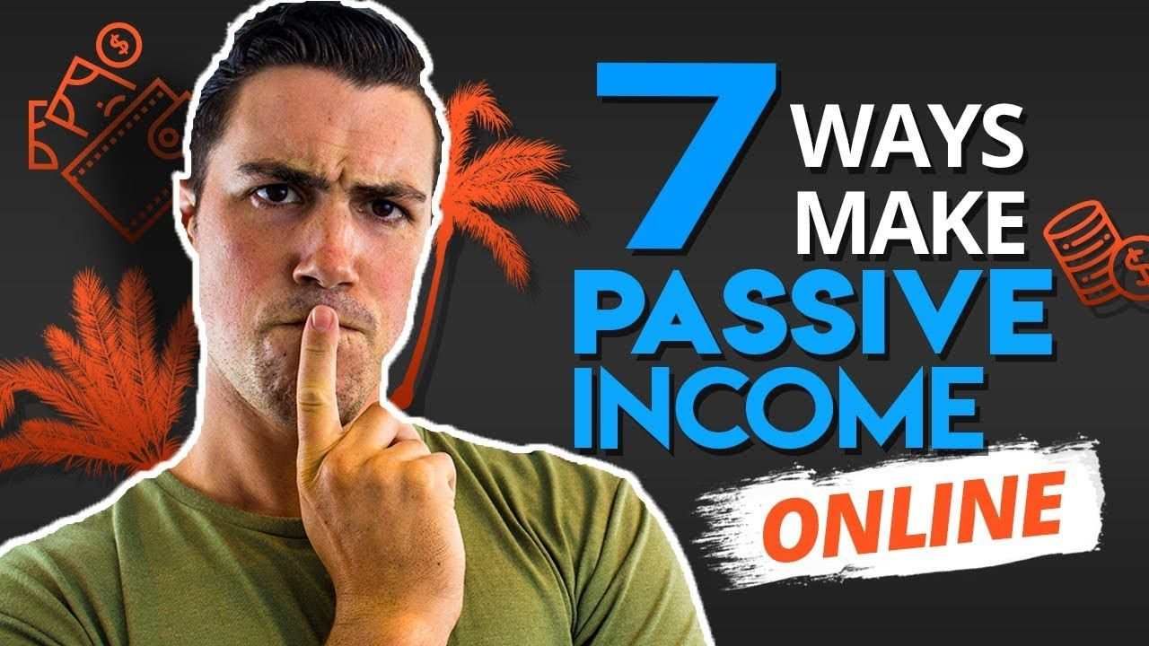 How to Make Passive 7 Proven Ways (No Experience