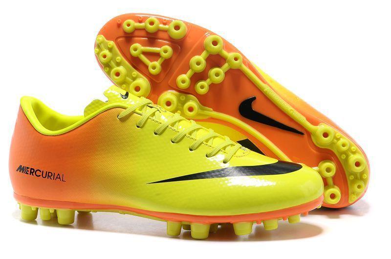 sports shoes 156fd b485d ... germany nike mercurial victory iv orange yellow black 129.99 4cde3 47639