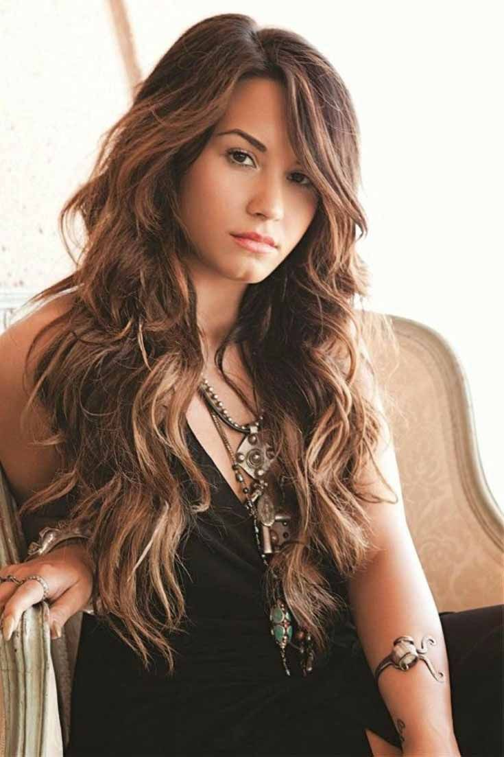 spectacular hairstyles for thick wavy hair everyday hairstyles