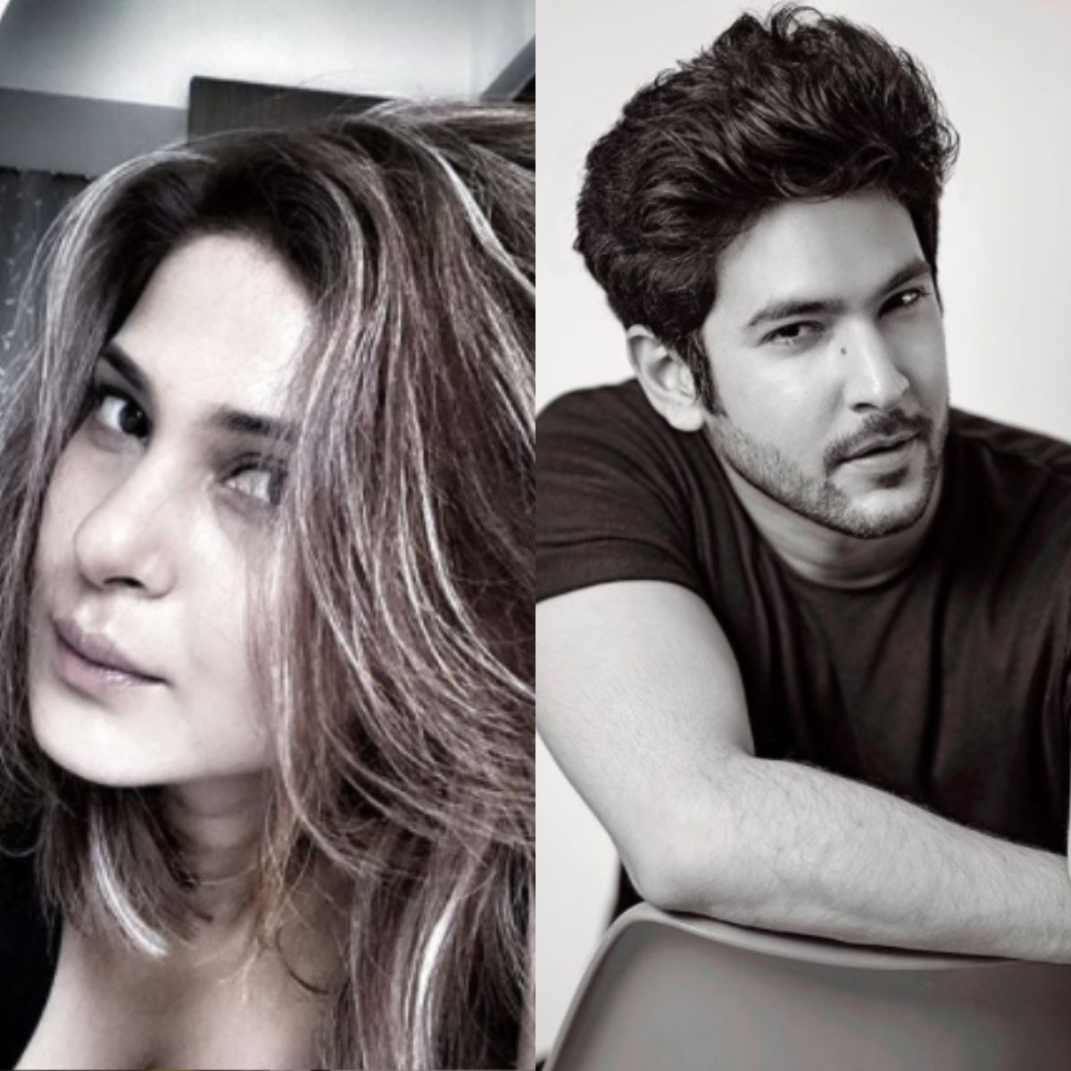 When Jennifer Winget Stirred Up A Storm With A Pretty Pic Beyhadh 2 S Shivin Narang Drooled Over His Maya In 2020 Jennifer Winget New Gossip Jennifer