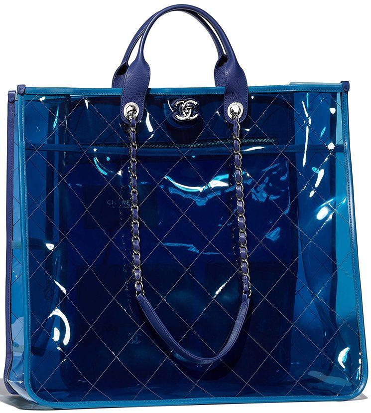 Chanel Spring Summer 2018 17 Handbags Totes Pinterest Chanel