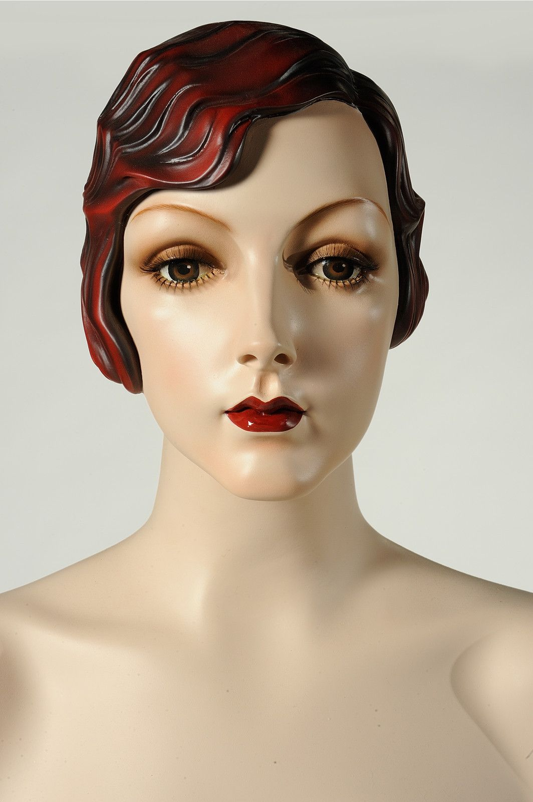 mannequin Vintage female