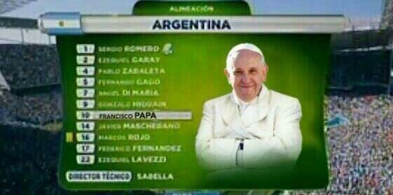 Vamos Argentina!!!!!