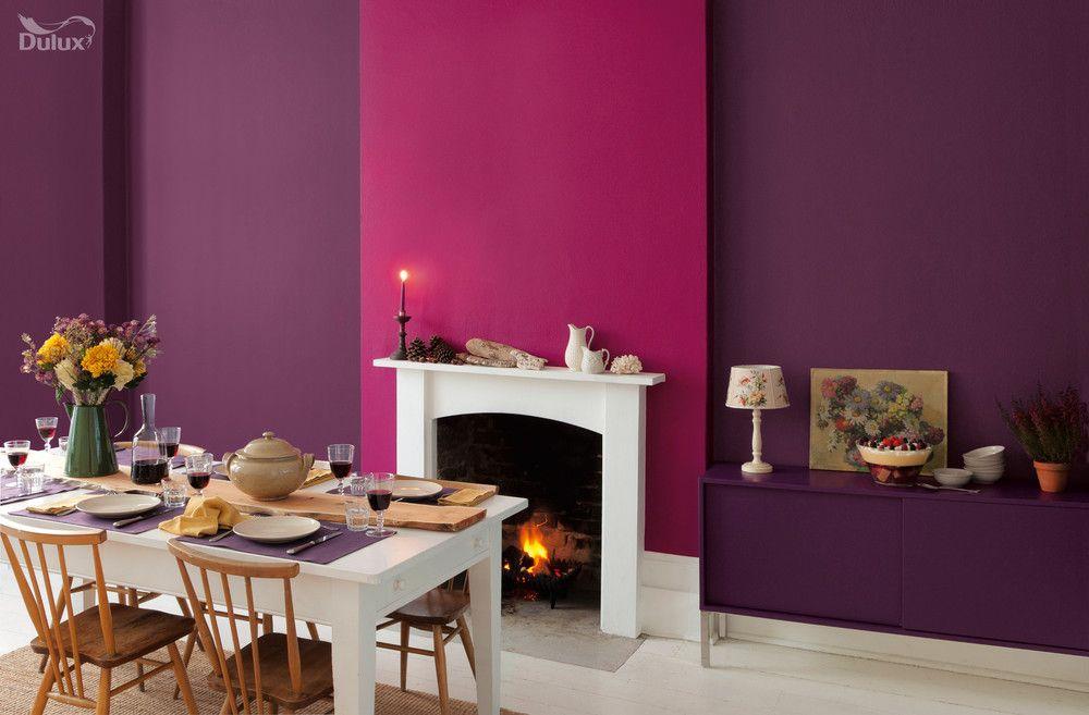 Raume Gestalten Mit Farbe Wohnen Interieur