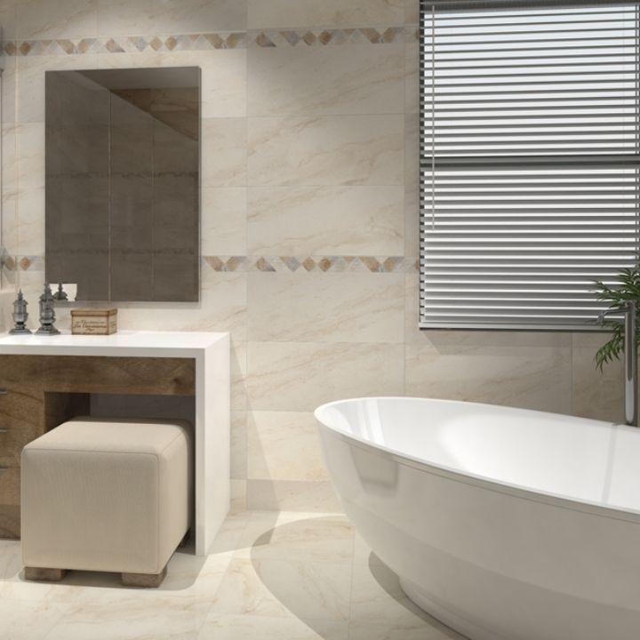 Cream Wall Tiles Large Bathroom Tiles Bathroom Wall Tile Design Bathroom Wall Tile Large Bathrooms