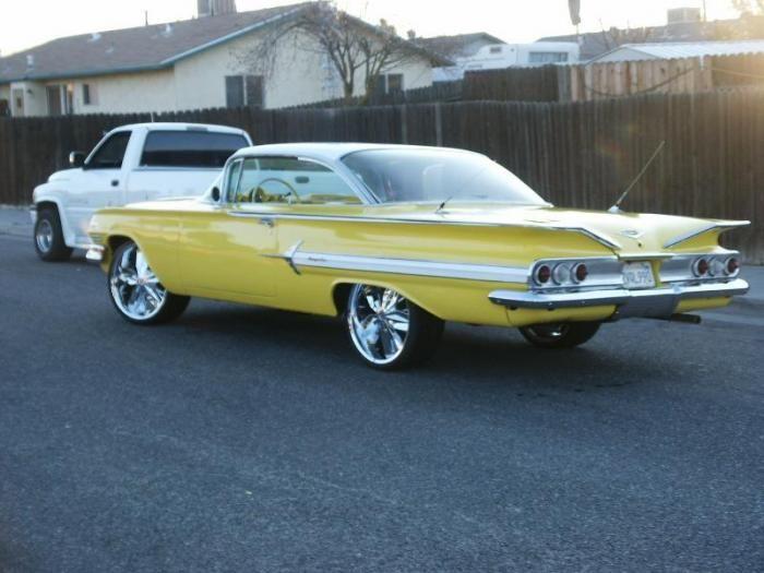 1960 Chevy Impala Designercars Chevrolet Impala 1960 Chevy