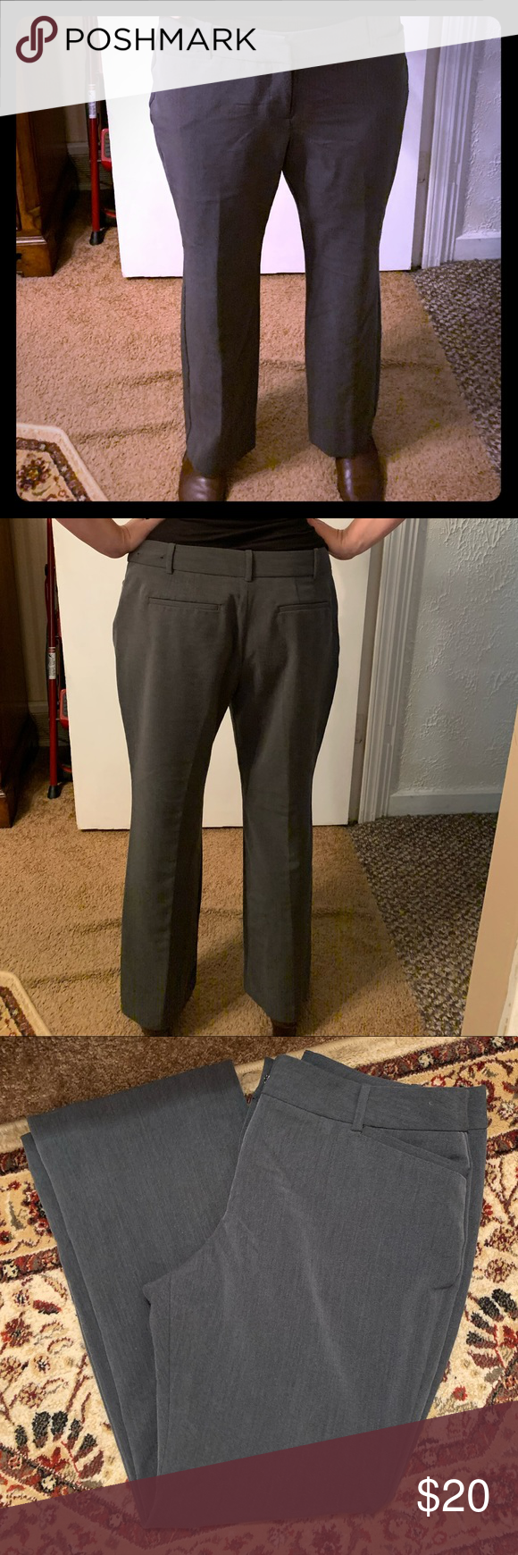 Worthington Petite Perfect Trouser 12p In 2020 Petite Dress Pants Worthington Clothes Design