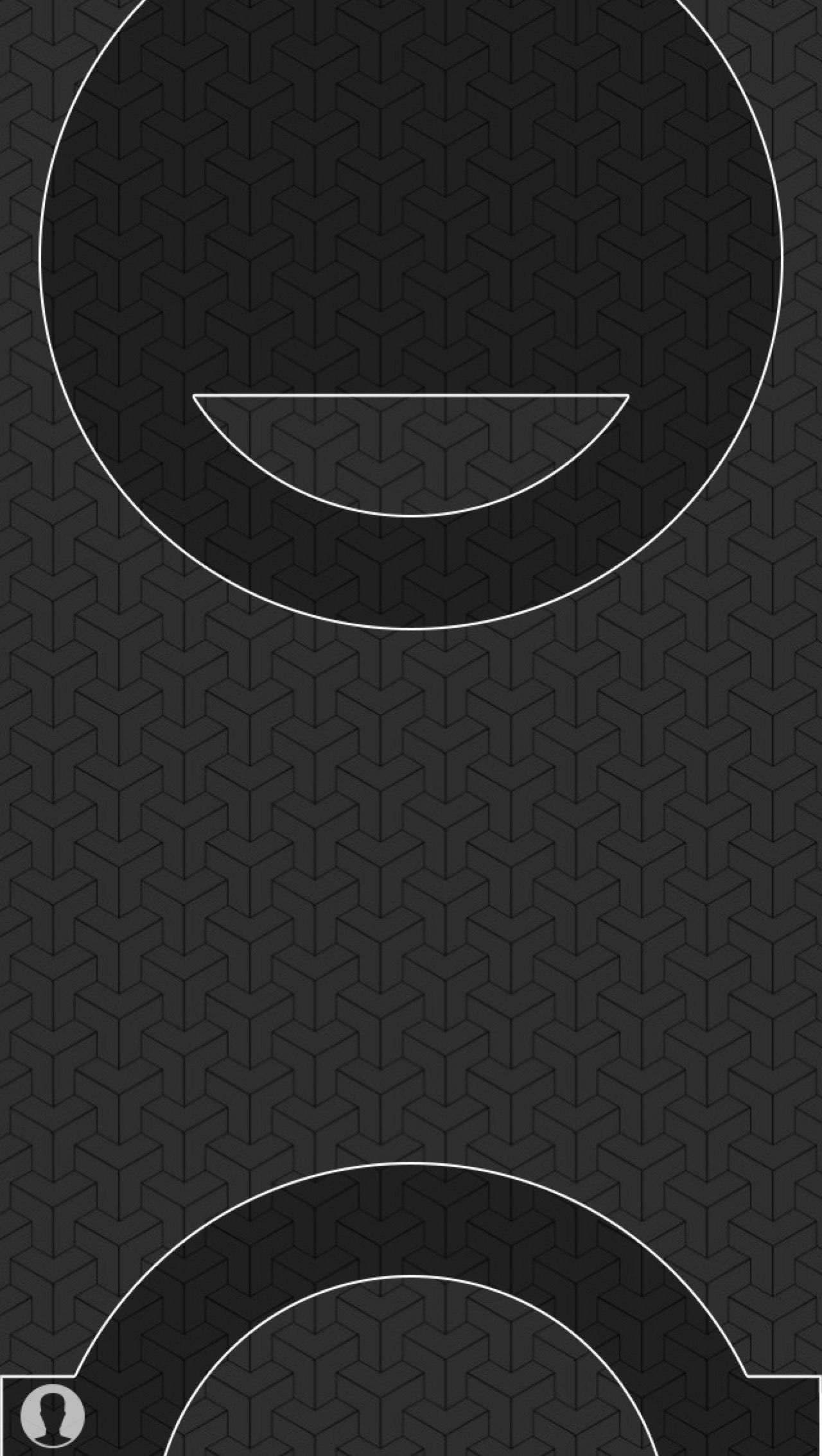 TAP AND GET THE FREE APP! Lockscreens Black Grey Abstract