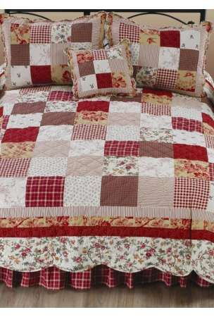 Oversized King Size Bedding 126x120 And Quilts Bed Sheets