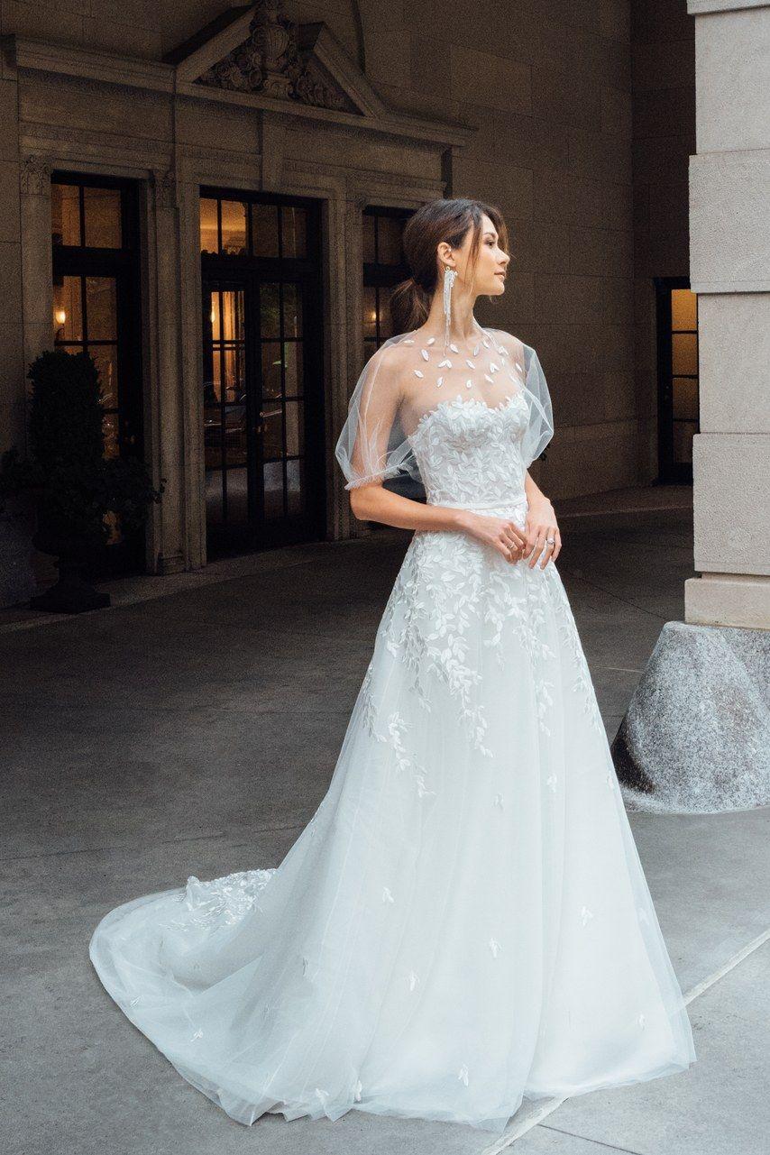 New Mira Zwillinger Wedding Dresses Plus Past Collections Wedding Dresses Summer Wedding Dress Ball Gowns Wedding [ 1281 x 854 Pixel ]