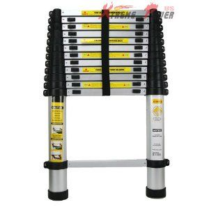 12 Foot Telescoping Extension Ladder Ladder Folding Ladder Extensions