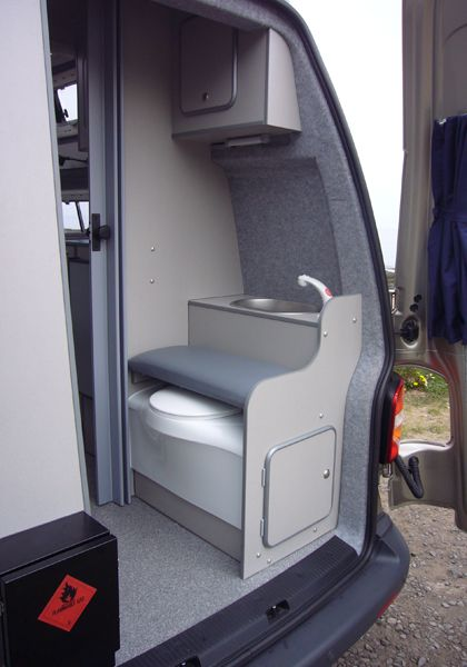 Lavabo Caravana.Idea Bano Interior De Casa Rodante Campistas De Casa