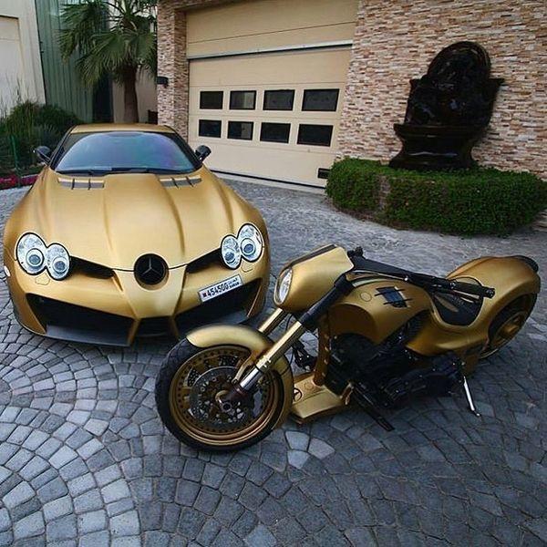 Bike Week, Motorcycle, Dream Cars