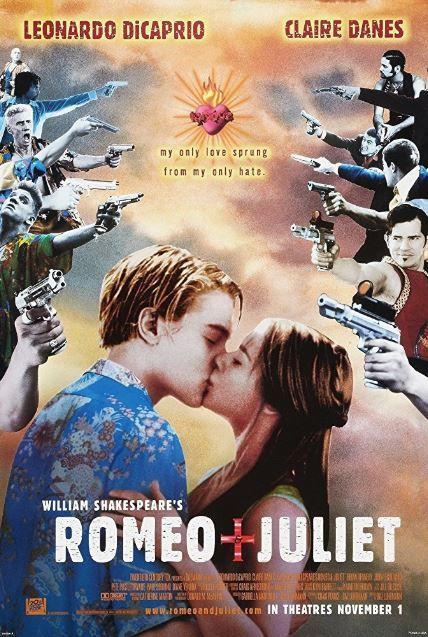فيلم Romeo Juliet 1996 مترجم مشاهدة و تحميل Filmes Romanticos Filmes Filmes Vintage