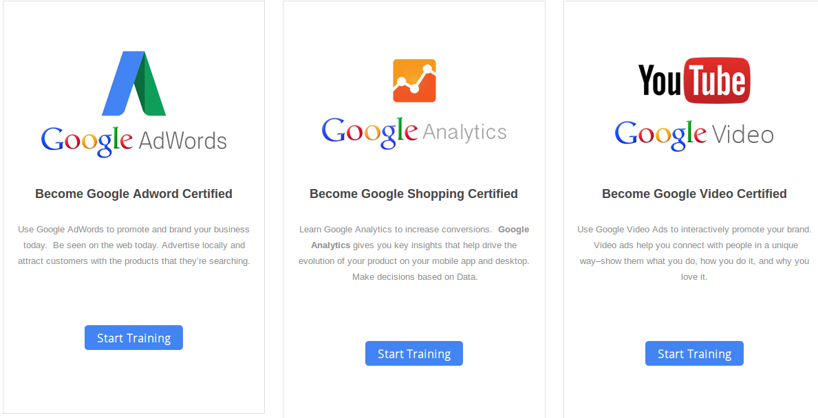 New 2015 Google Study Guides With Practice Problems We