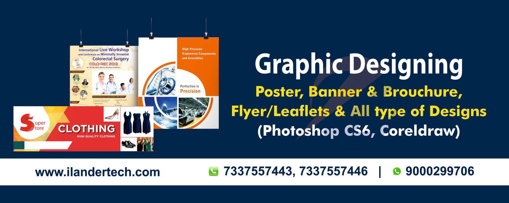 Ilander Technologies Provides Best Graphic Designing Training Company In Hyderabad We Offer W Fun Website Design Seo Digital Marketing Web Development Design