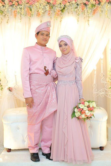 Pray Travel Love: Dress Dress Dress - Baju Nikah (mostly from Fuzana Mokhtaza)
