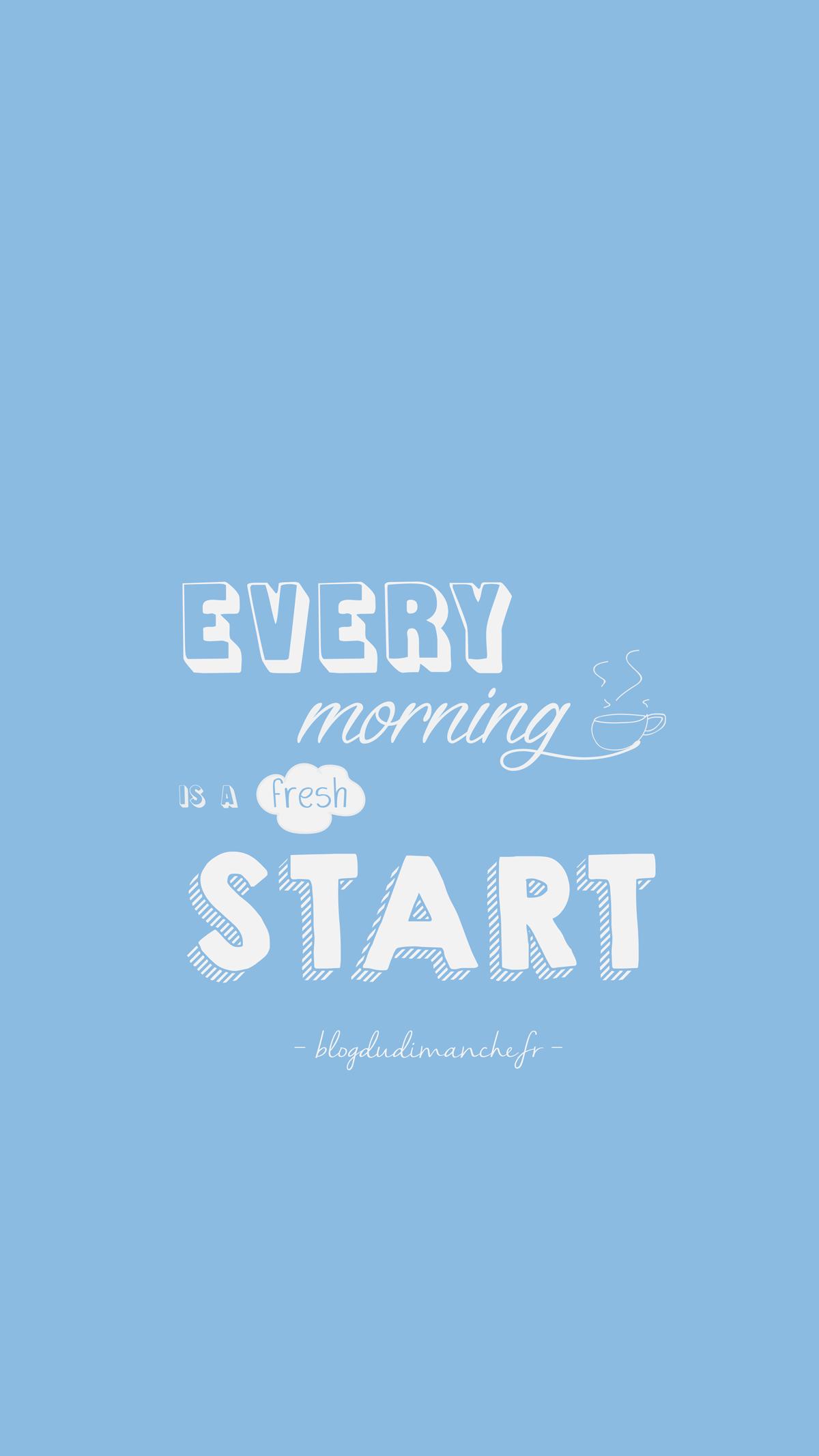 Positive Quote Simple iPhone Wallpaper @PanPins | Positive ...