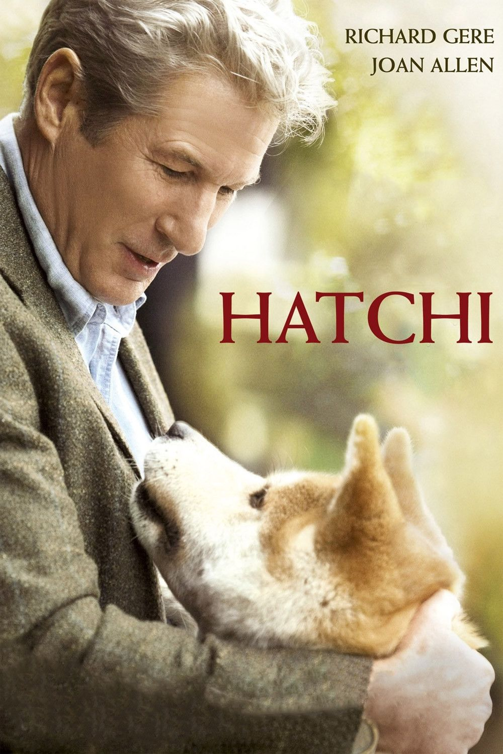 Hachiko: A Dog's Story (2009) I cried so much with this ...