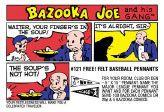 Bazooka Joe Giant On-Demand Wall Graphics: Bazooka Joe Comic Art 10