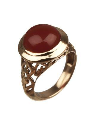Splendid Gold Plated Semi-Precious Stone Embellished Ring | Rs. 320 | http://voylla.com