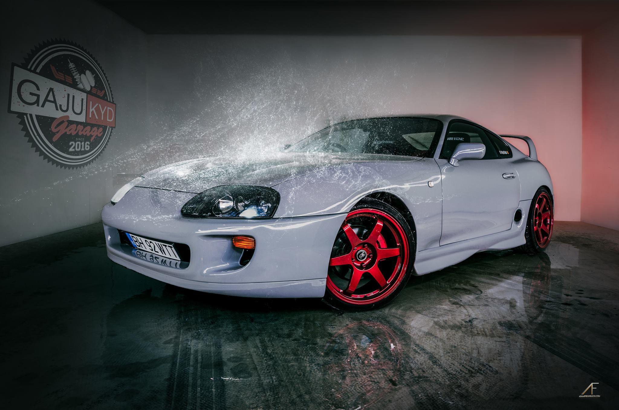 36++ Toyota supra 1080p Download