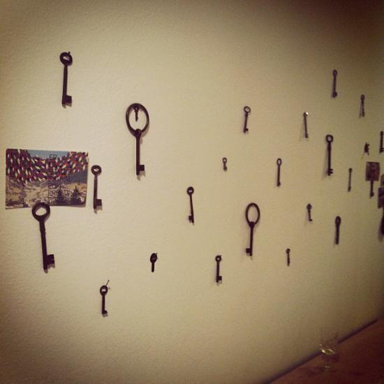 Keys and Keys and Keys