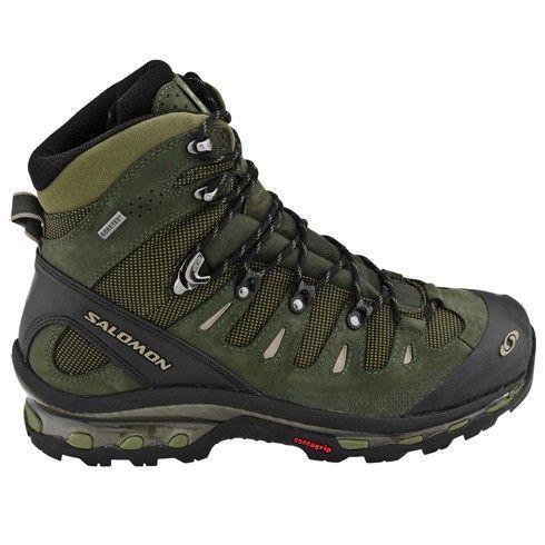 Salomon Quest 4D GTX Forces   Hiking boots, Boots, Tactical wear