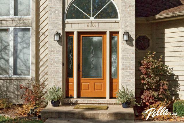 Pella Exterior Door Pella Entry Doors With Sidelights Gallery Doors