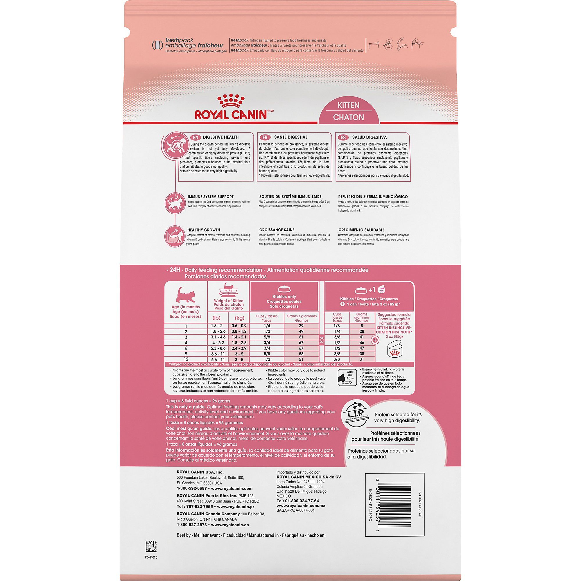 Royal Canin Feline Health Nutrition Kitten Dry Cat Food 15pound Click On The Image For Additional Details This Feline Health Dry Cat Food Cat Food Brands