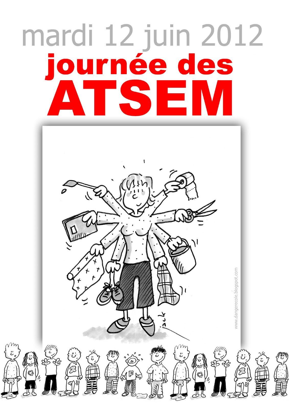 12 Juin Journee Des Atsem Organiser Preparer Et Gerer Une Classe En Maternelle Forums Enseignants Du Primaire Atsem Danger Ecole Comptine Maternelle