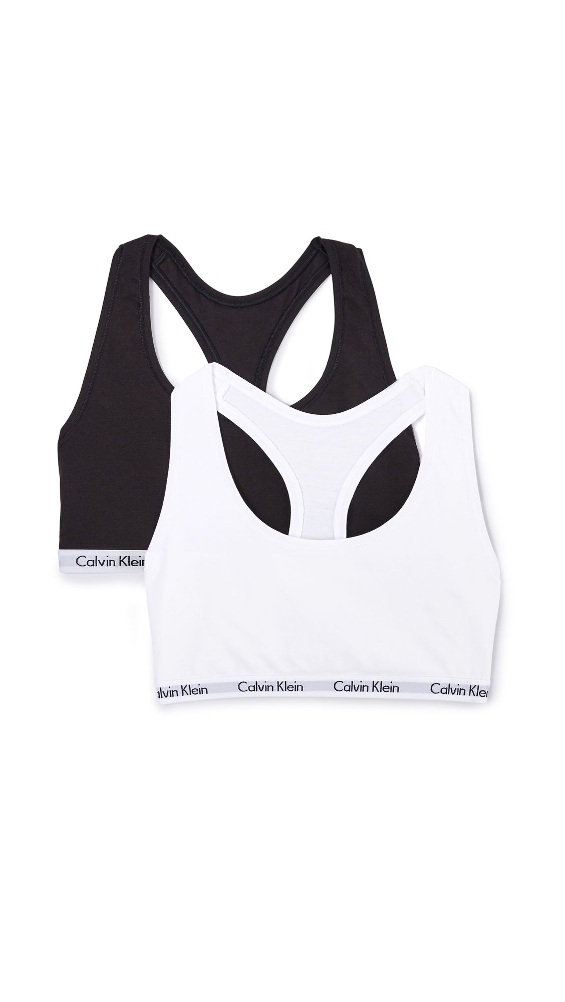 bbc2e7b6ca7f1 Our Affordable Obsession  A Calvin Klein Sports Bra Set for Only  32 ...
