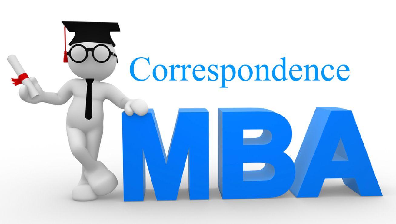Correspondence MBA Degree
