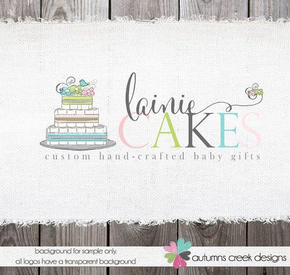 Exclusive logo design diaper cake logo design for baby gift exclusive logo design diaper cake logo design for baby gift accessories logo ooak reheart Choice Image