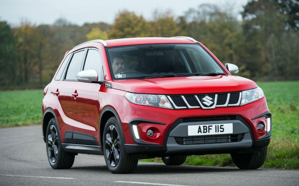 Jeremy Clarkson Reviews The 2016 Suzuki Vitara S SUV