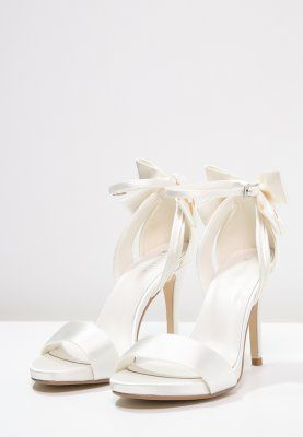 Menbur ANA MARI - High Heel Sandaletten - ivory - Zalando.de
