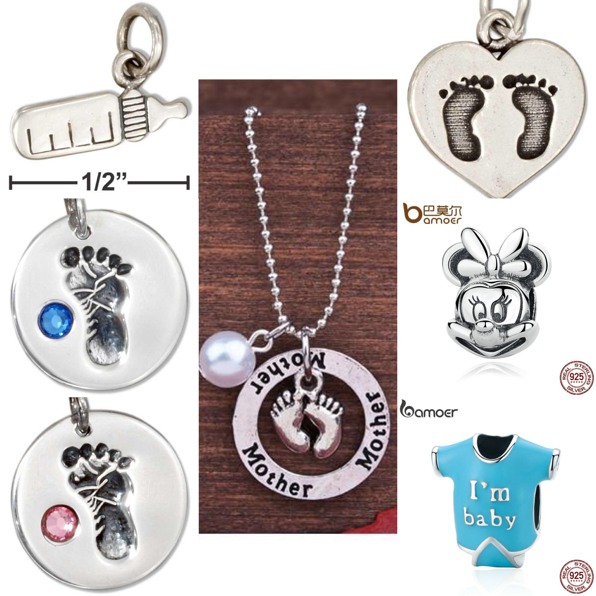 Amazing baby jewelry at sleeplilbaby.com just for you ...