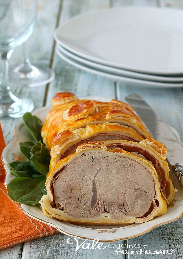Photo of ROAST ROAST, easy and scenic second course