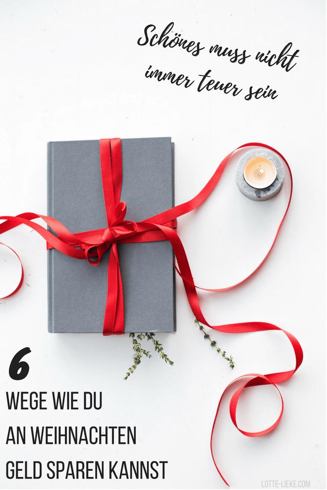 Sparen beim Weihnachtseinkauf: 6 Wege, wie die Weihnachtsgeschenke ...