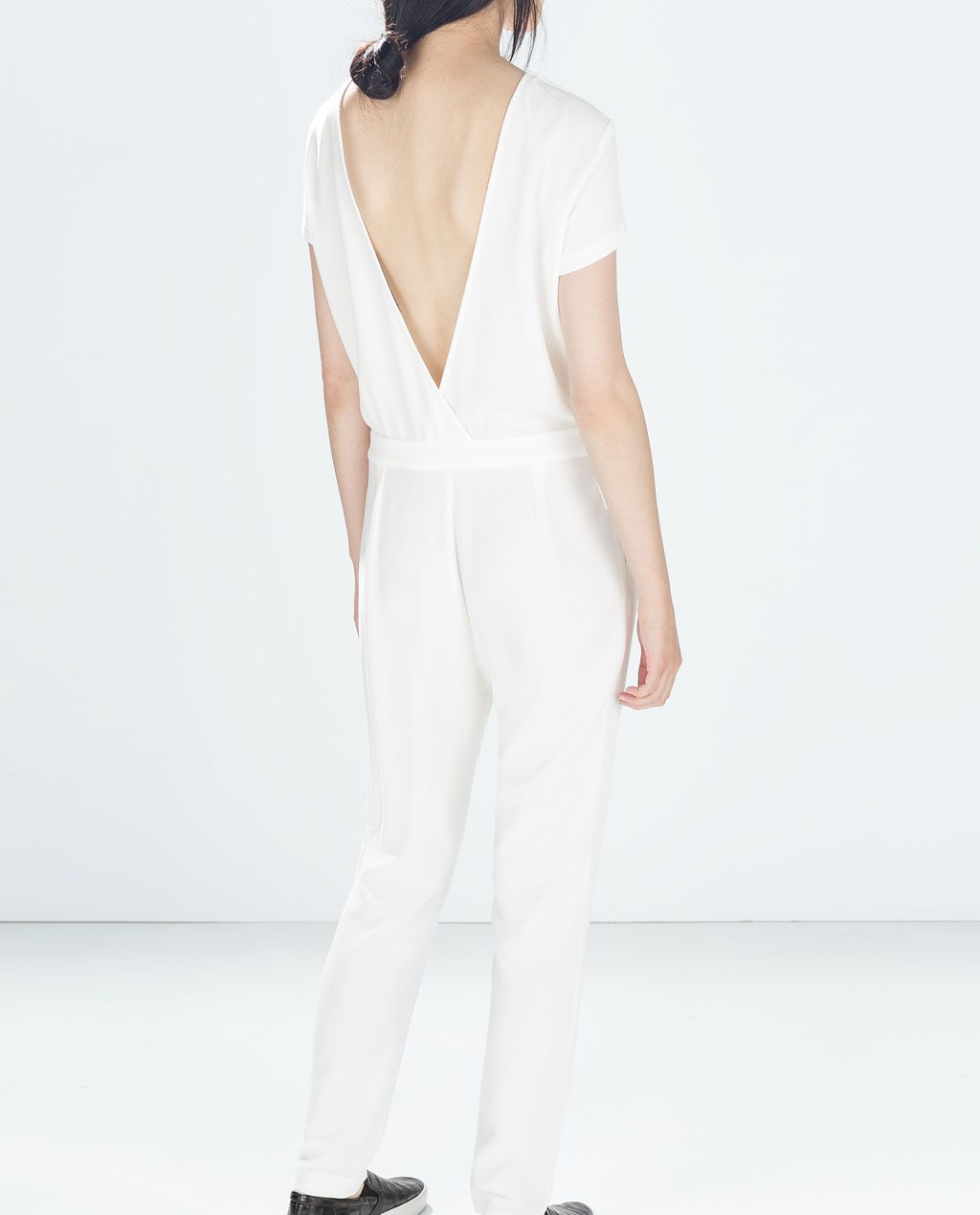 0e949d21eb4 LONG JUMPSUIT from Zara. LONG JUMPSUIT from Zara 2 Piece Jumpsuit